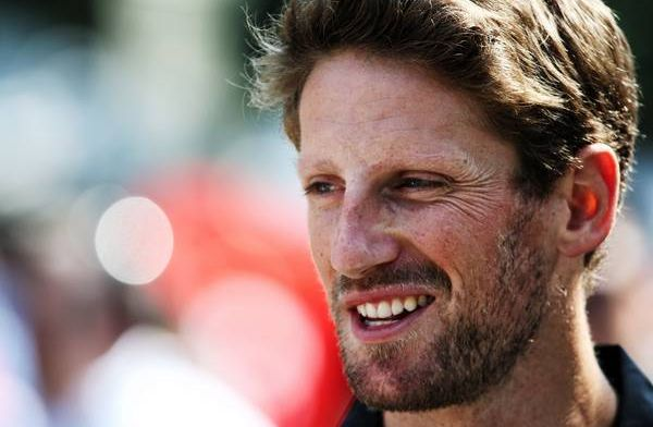 Grosjean enjoyed practice on super exciting Friday at Suzuka