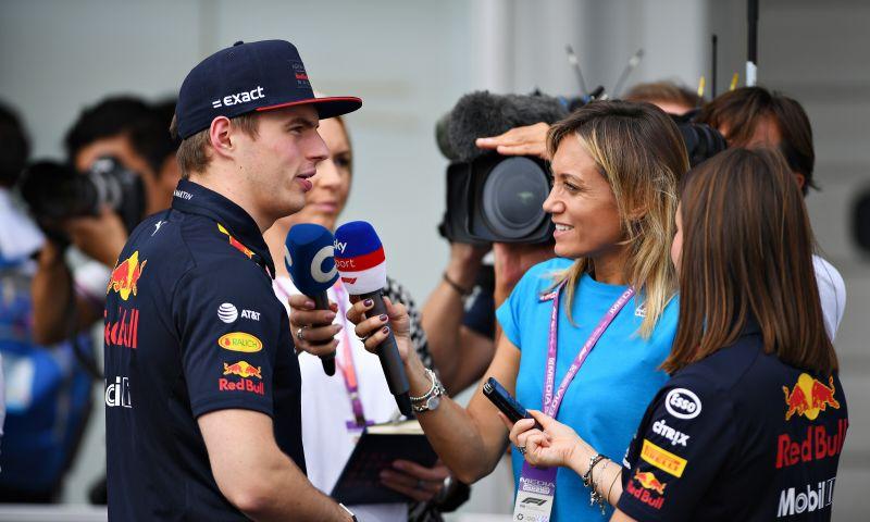 Afbeelding: Red Bull stuurde bericht naar journalisten: