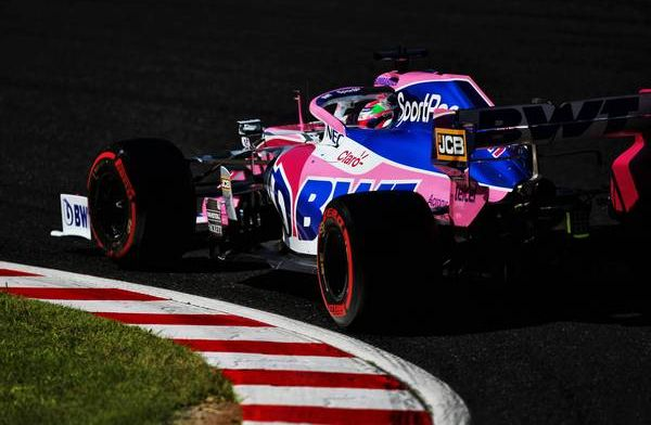Perez left disappointed with his finish to the race