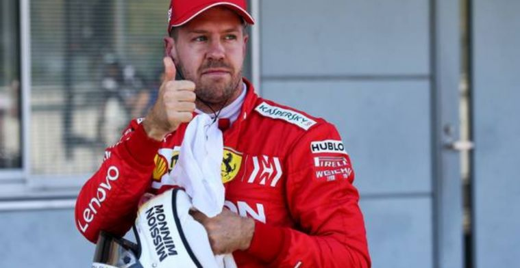 Vettel accepts their rivals were simply quicker