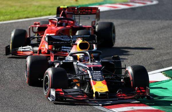 Verstappen had kunnen verwachten dat Leclerc hem geen ruimte zou geven