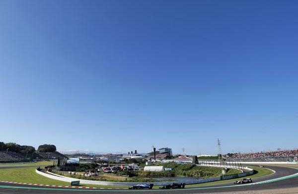 Grosjean admits that the Japanese Grand Prix wasn't as good as we wanted