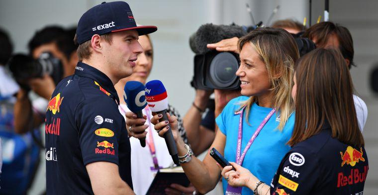 Red Bull stuurde bericht naar journalisten: Breng Verstappen niet in problemen