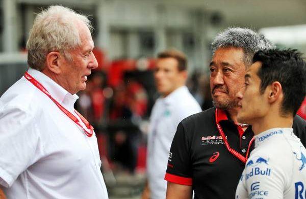 Marko sprak met Vettel: Niet specifiek daarover, gewoon over algemene dingen