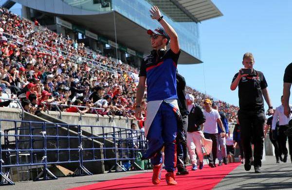Puntenpakkende Gasly trots, gaf alles 'voor Honda en Japanse fans'