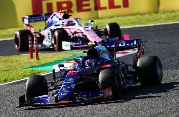 Stewards make decision over Gasly-Pérez collision on final lap