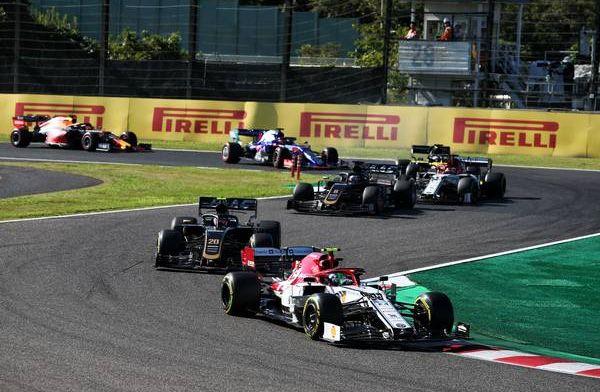 FIA onderzoekt 'glitch' waardoor Japanse GP te vroeg eindigde