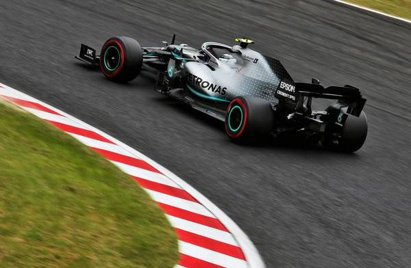 Mercedes seal constructors' title as Bottas wins dramatic Japanese GP!