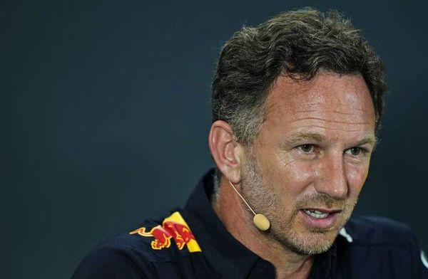 Horner meent dat raceleiding 'te ver is gegaan' in clash Leclerc en Verstappen