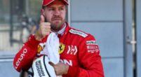 """Afbeelding: Vettel reëel: """"Onze tegenstanders waren sneller vandaag"""""""