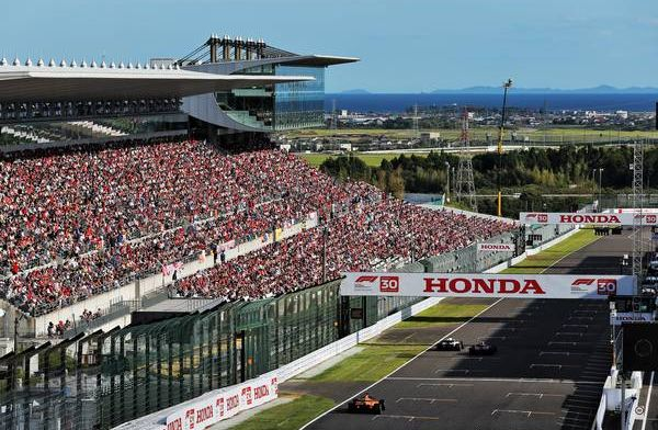 Five things we learnt from the Japanese Grand Prix weekend