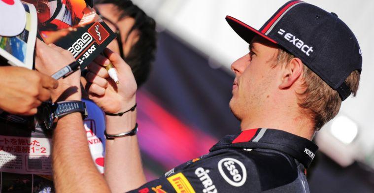 Palmer: Het is ironisch dat juist Verstappen klaagt over een crash