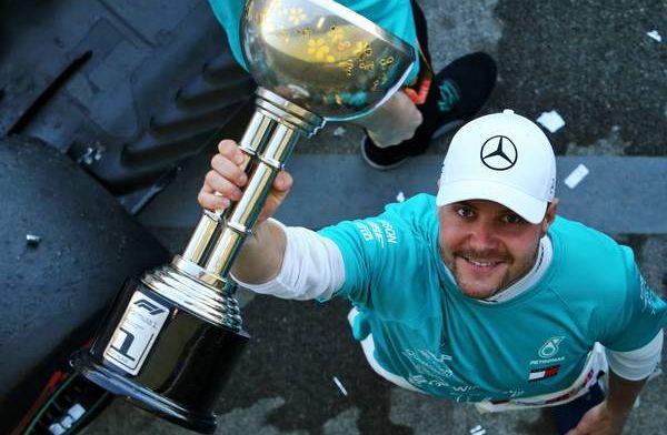 Valtteri Bottas deems Japanese GP start as one of the best ones in my career