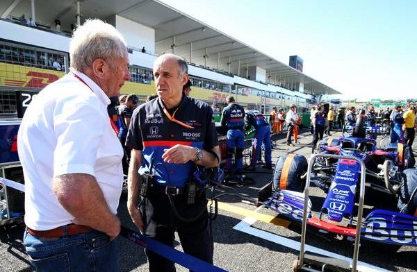 Helmut Marko admits that driving on was pointless for Verstappen in Japan