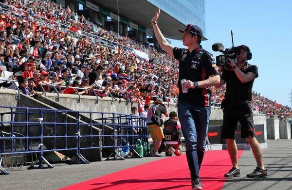 Villeneuve: ''Verstappen reageerde juist heel volwassen voor de camera''
