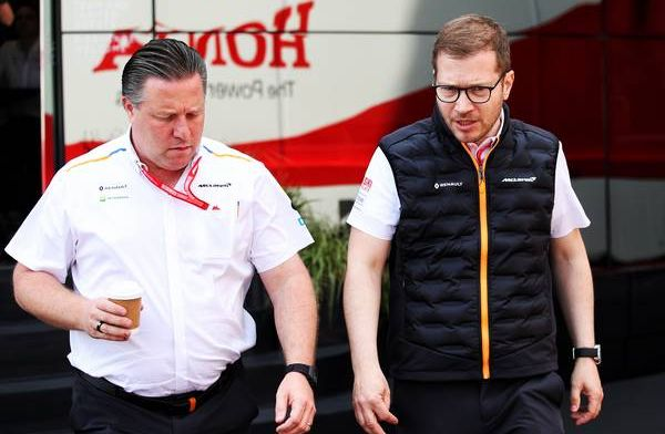 McLaren boss Andreas Seidl not at all pleased with Charles Leclerc