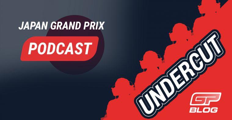 Was Verstappen terecht kwaad na de Japanse GP? | UNDERCUT Japan podcast #27