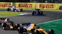 Afbeelding: Norris viel weg door schade van Leclerc: 'Ongelooflijk dat ze doorreden'