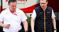 "Image: McLaren boss Andreas Seidl ""not at all pleased"" with Charles Leclerc"