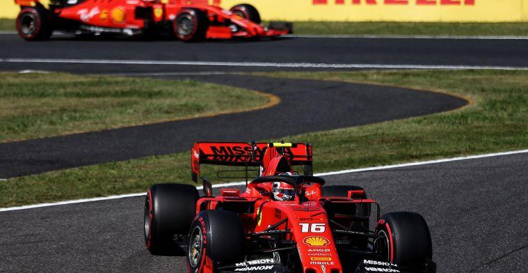 FIA reageert na vraagtekens rondom tijdstraf Leclerc na Japanse Grand Prix