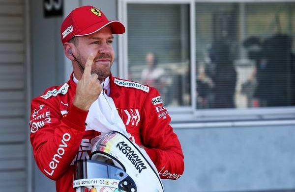 Sebastian Vettel denies his pole was due to a personal resurgence at Suzuka