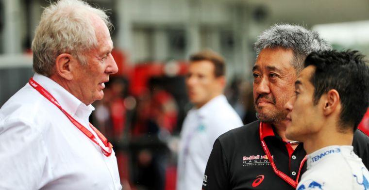 Marko had maandag zeer belangrijke bespreking met Honda-top