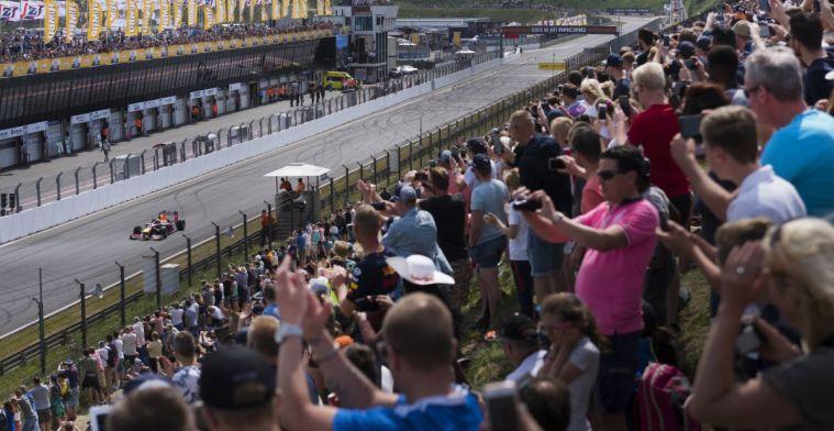 Eerste rechtszaak tegen Zandvoort: Grand Prix is niet van groot openbaar belang