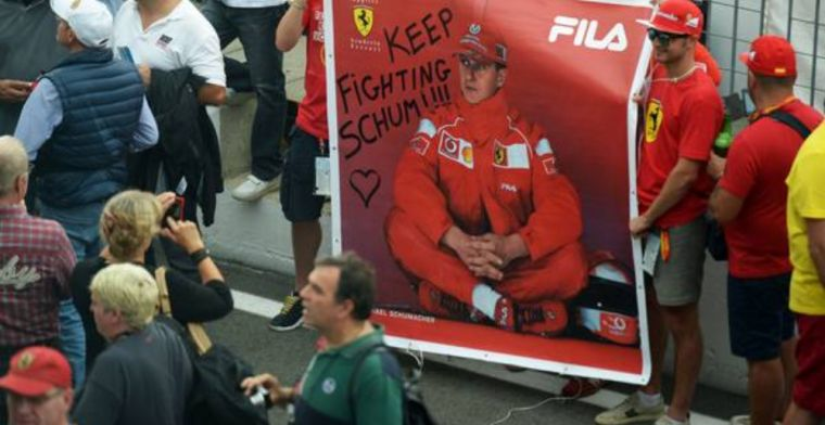Jean Todt hopes he can attend a race with Michael Schumacher one day