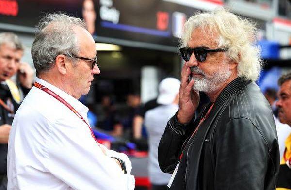 Briatore stelt top-drie samen: Verstappen, Leclec en Hamilton de besten