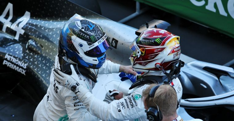 Mercedes benadrukt: Gevecht tussen Bottas en Hamilton zal eerlijk zijn