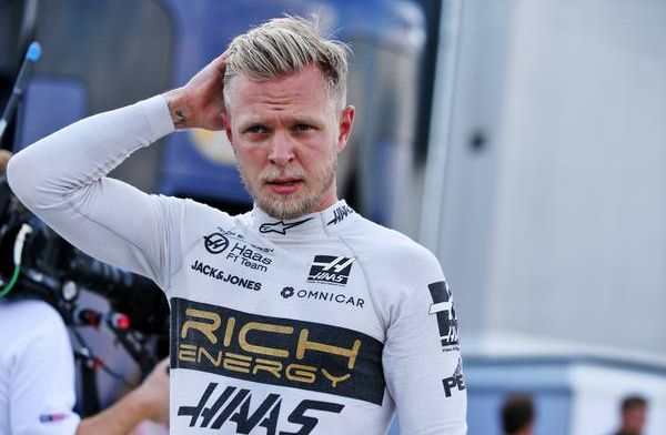 Kevin Magnussen showed everyone what they shouldn't do at Japanese Grand Prix