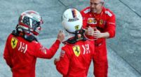 "Image: Charles Leclerc thinks he's ""lucky"" to have Sebastian Vettel as Ferrari team-mate"