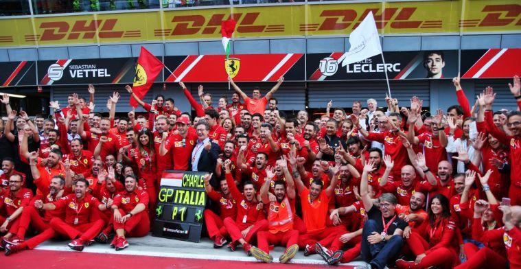 Er komt volgens Brawn voorlopig geen einde aan vetorecht Ferrari