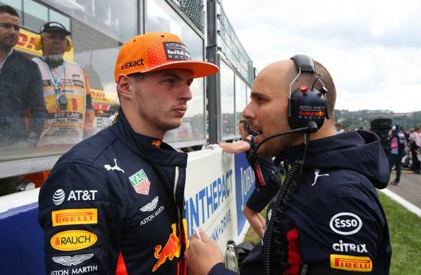 Max Verstappen: Compared to Ferrari, we have not improved
