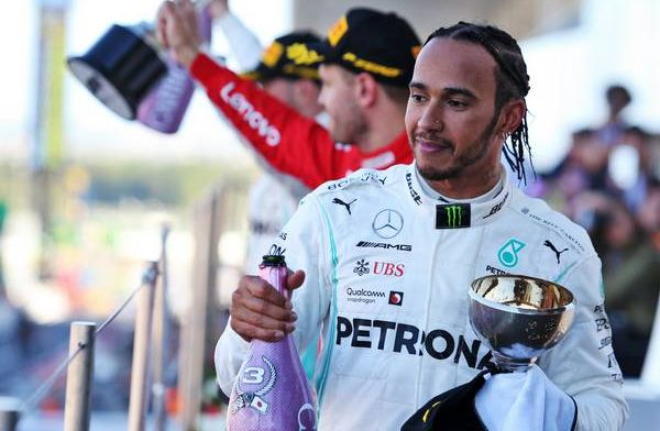 """Toto Wolff: Dealing with Lewis Hamilton's radio messages """"not hard at all"""""""