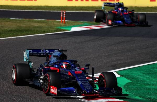 Toro Rosso looking to future with Gasly and Kvyat