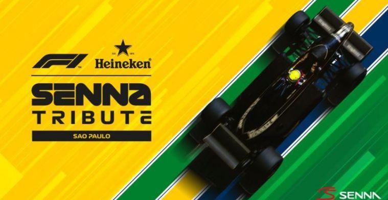 Formule 1 komt met een nieuw festival: Groot Ayrton Senna feest in Brazilië