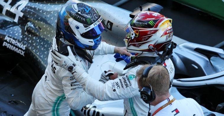 'Dit was een enorm dominante prestatie van Bottas'