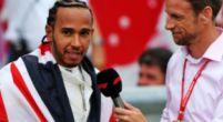 """Afbeelding: Button: """"Hamilton kan je niet vergelijken met F1-legendes"""""""