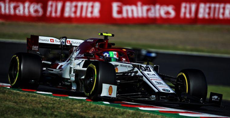 Verdwijnt Alfa Romeo na 2020 alweer uit de Formule 1?
