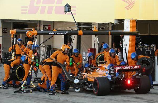 Petrobras set to terminate multi-million pound contract with McLaren