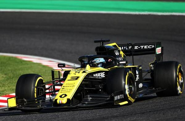 Ricciardo admits some races with Renault have been a bit painful