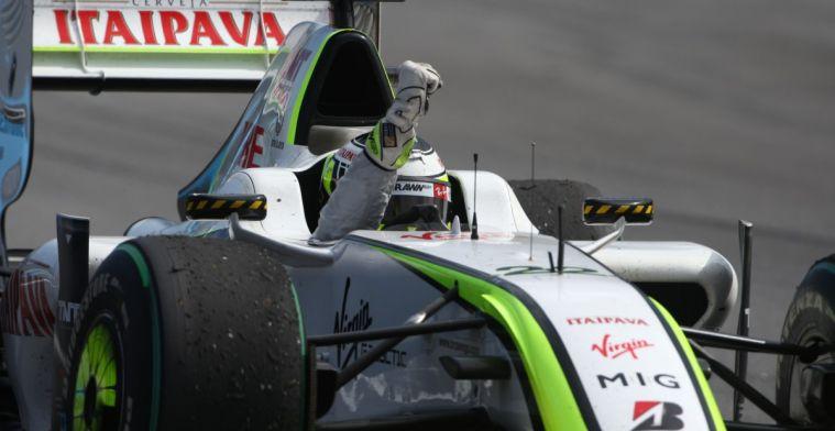 De Honda die Button precies tien jaar geleden wereldkampioen maakte