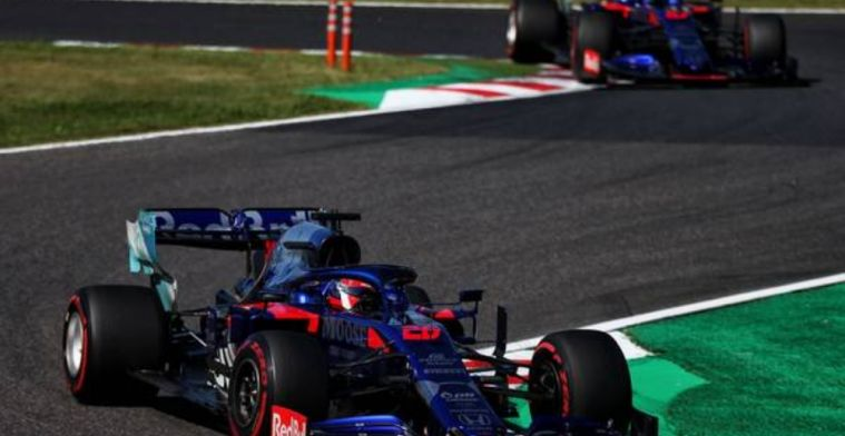 Gasly and Kvyat at Alpha Tauri in 2020? Tost hopes they stay