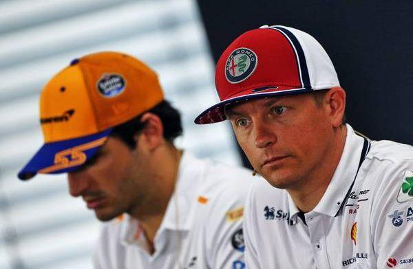 Raikkonen kiest tussen Verstappen en Hamilton: Max''
