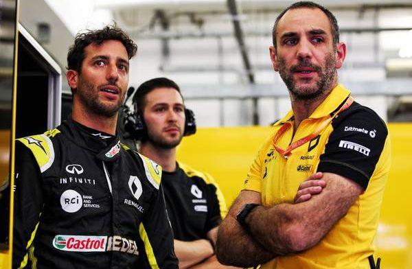 """Abiteboul geeft toe: """"Niet alleen problemen met aerodynamica"""""""