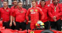 """Afbeelding: Mick over invloed vader Michael Schumacher: """"Hij liet mij eigen fouten maken"""""""