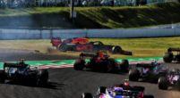 Afbeelding: ''Onzin dat de crash in Japan karma zou zijn voor Max Verstappen''