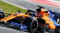 "Image: Carlos Sainz on racing Alex Albon: ""He didn't pass me on speed"""