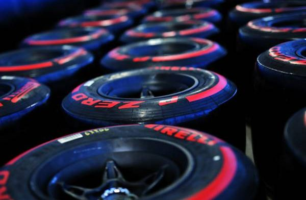 Tyre choices for 2019 softer than previous seasons